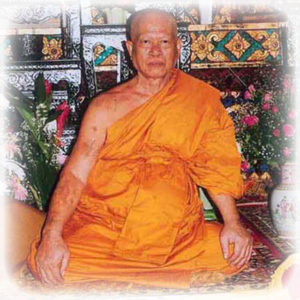 Luang Por Uean of Wat Wang Daeng Dtai