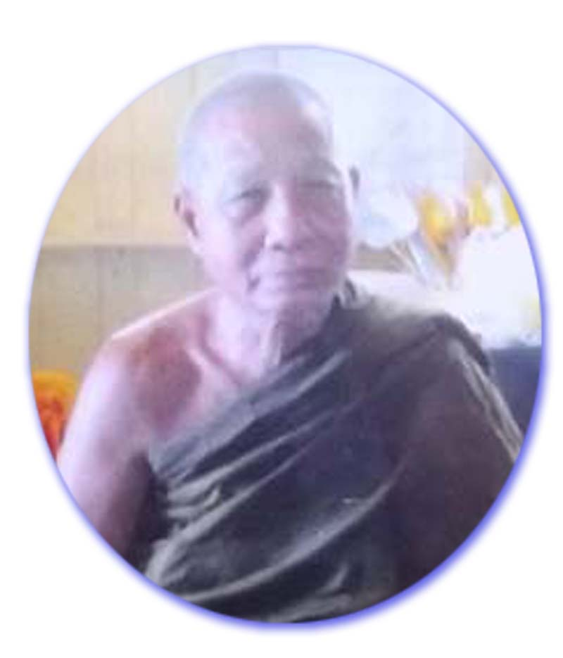 Luang Phu Simplii (Sim Pa Lee)