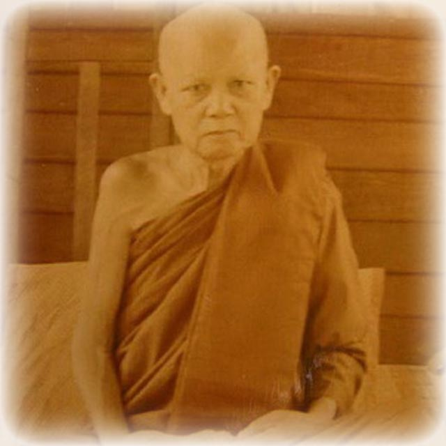 Luang Por Phang Jidtakudto of Wat Udom Kongka Kirikhaet