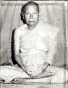 Luang Phu Hnai Wat Ban Jaeng (Ayuttaya)