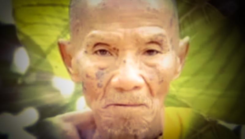 Luang Phu Khui Tidtatammo Wat Sap Takian