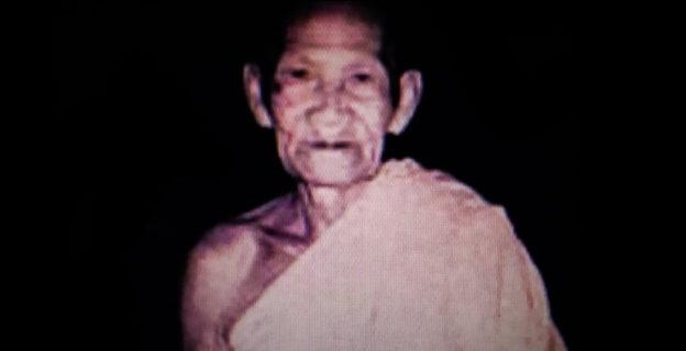 Luang Por Mum Intabanyo Wat Prasat Yer