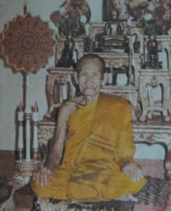 Pra Kroo Prasat Khantakun, or, Luang Por Mum Intabanyo